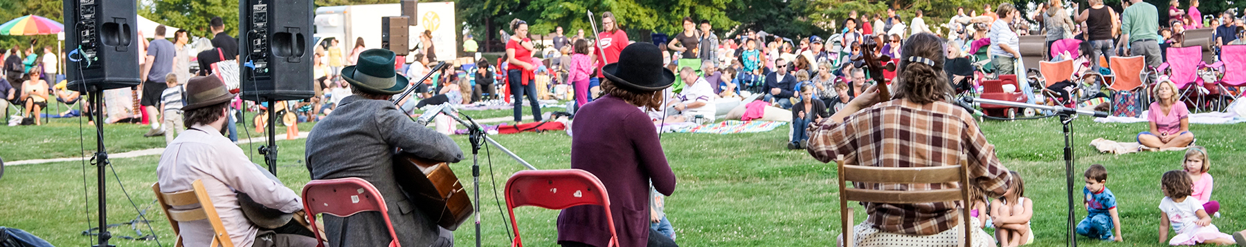 Concert in Waterloo Park